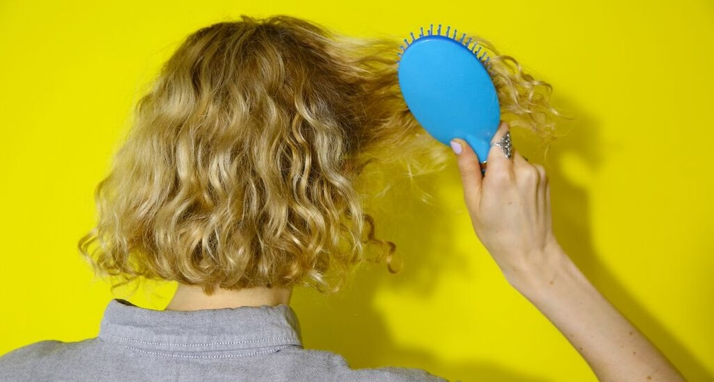 hair brush for fine hair